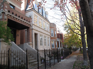 Luxury homes in Edgewater, Chicago