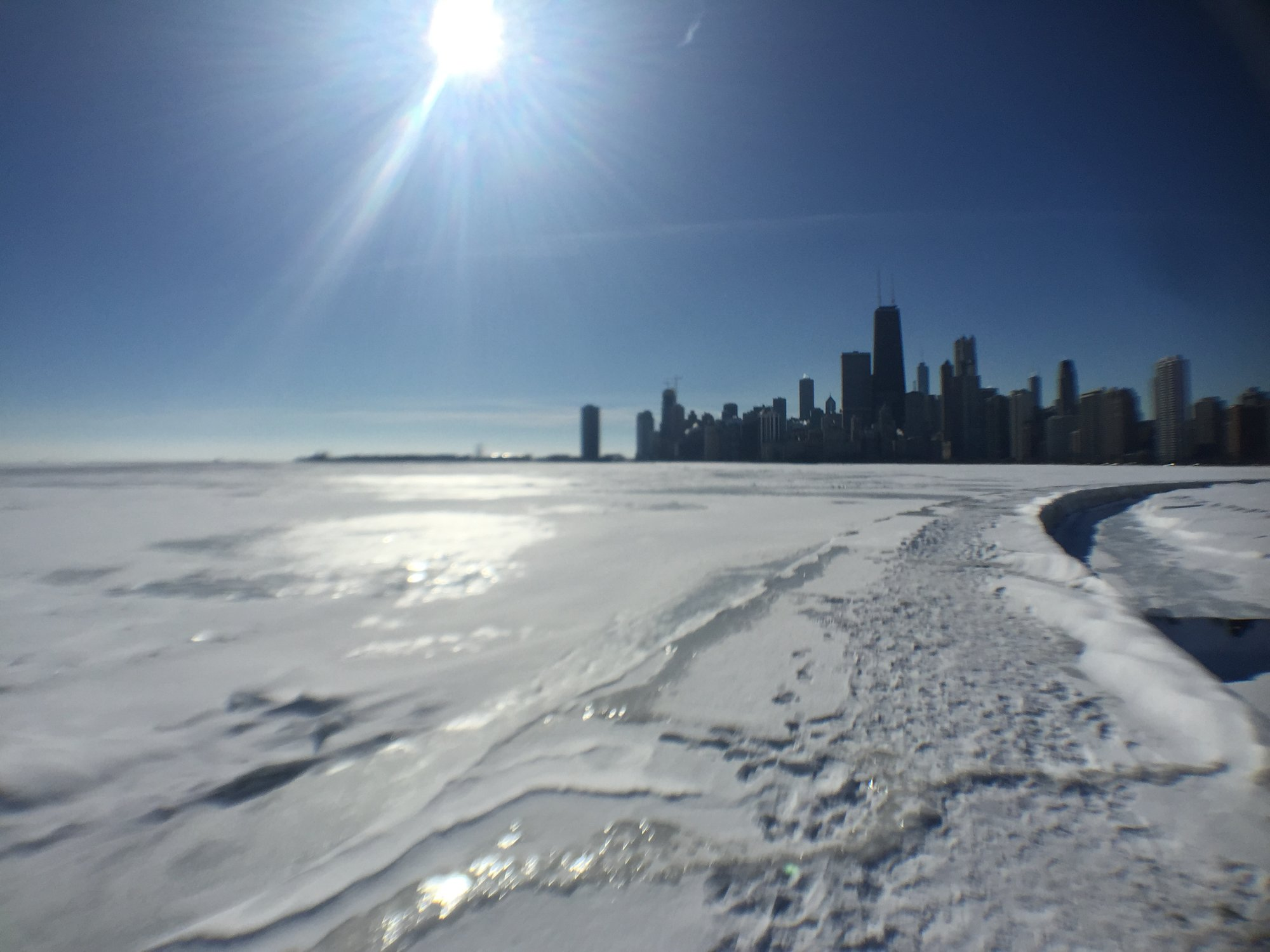 Chicago Winter